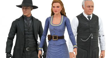 New Select Action Figures On Sale Now From Diamond Select Toys