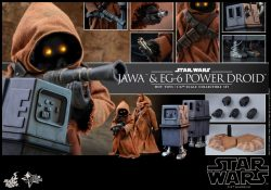 HT Jawa Power Droid Accessories