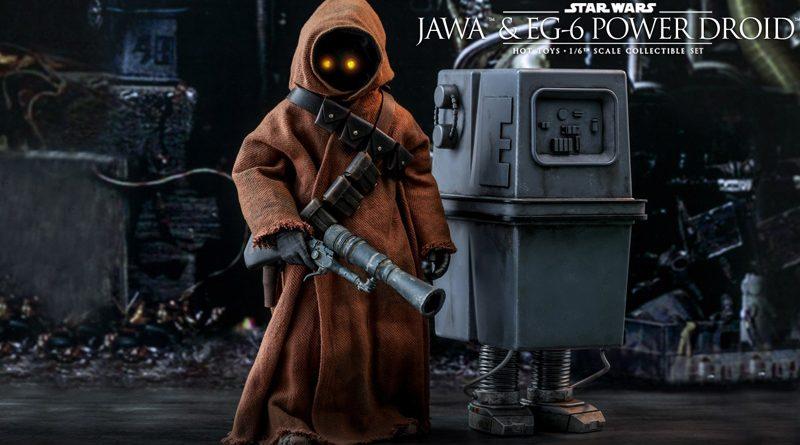 HT Jawa Power Droid Banner
