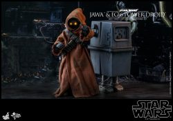HT Jawa Power Droid Hands