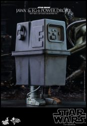 Hot Toys EG-6 Power Droid