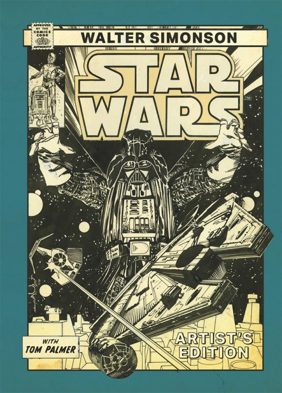 IDW Star Wars Artist Edition Simonson