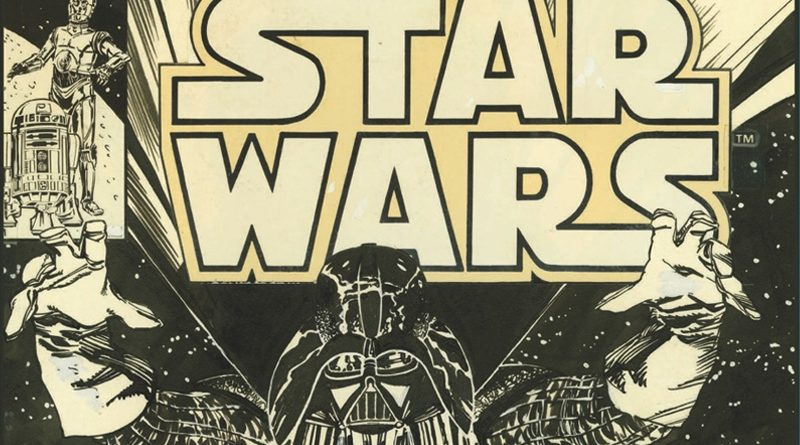 IDW Star Wars Artist Edition Simonson Banner