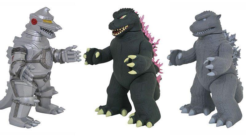 Vinimates Godzilla Banner