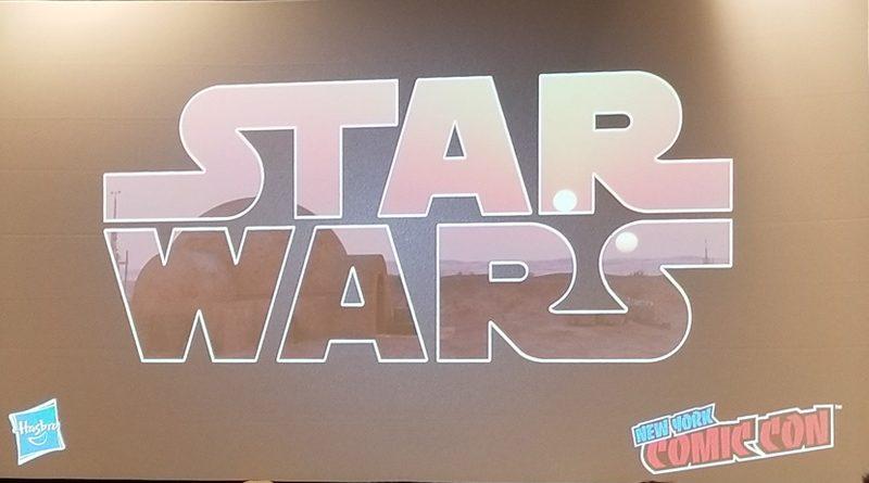 Hasbro NYCC 2019 Panel Banner