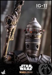 Hot Toys IG-11 Head