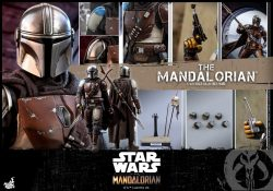 Hot Toys The Mandalorian Accessories