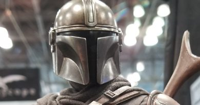 Sideshow And Hot Toys Star Wars And Marvel At NYCC 2019