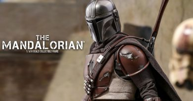 The Mandalorian By Hot Toys Revealed