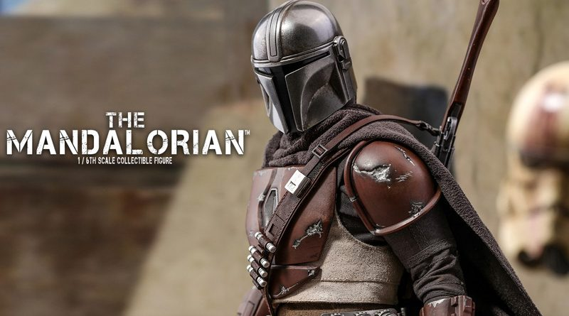 Hot Toys The Mandalorian Banner