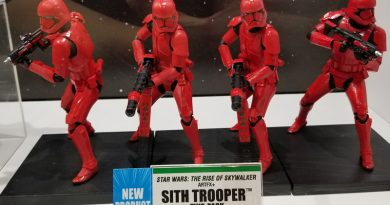 Kotobukiya Star Wars And G.I. Joe At NYCC 2019