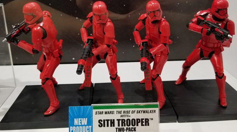 Kotobukiya ARTFX Sith Trooper Banner