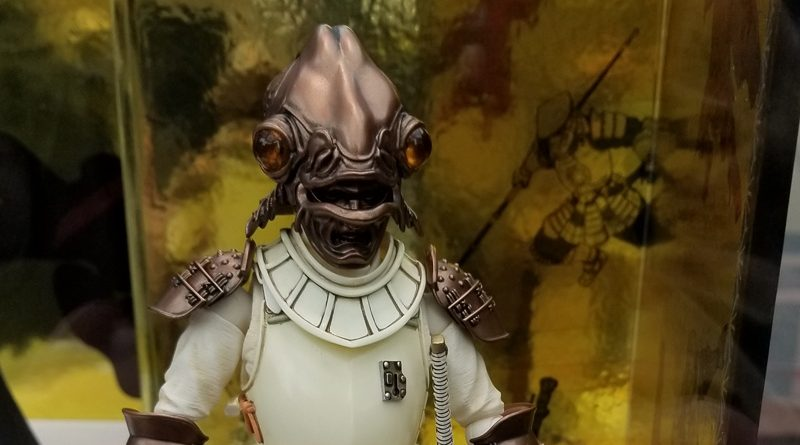 Tamashii Nations MR Shogun Ackbar Banner