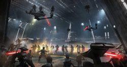 Vader Immortal Episode III - Hangar Battle