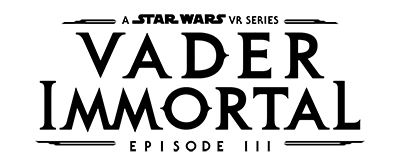 Vader Immortal Episode III Logo