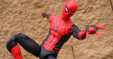 Diamond Select Toys Launches Spider-Man: Far From Home Figure at the Disney Store