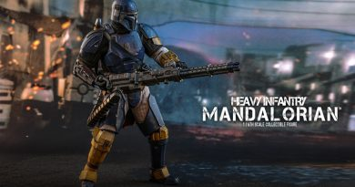 Hot Toys Announces The Heavy Mandalorian