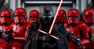 Hot Toys Releases Images Of Upcoming Kylo Ren