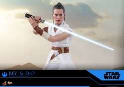 Hot Toys The Rise Of Skywalker Rey D-O