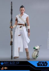 Hot Toys The Rise Of Skywalker Rey D-O Staff