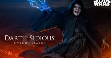 Sideshow Mythos Darth Sidious
