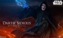 Sideshow Mythos Darth Sidious Teaser