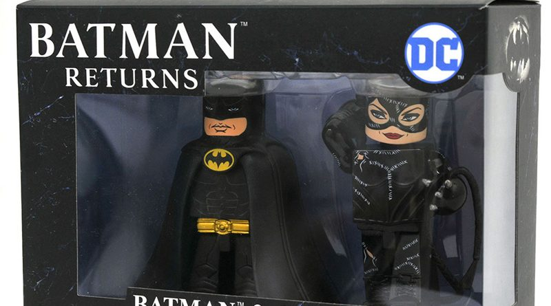 DST DC Vinimates Batman Returns Banner