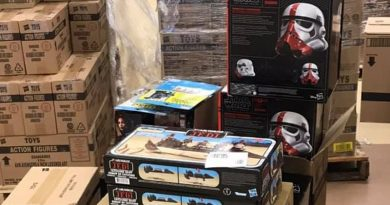 Hasbro Warehouse Sale Brings Pre-Christmas Deals