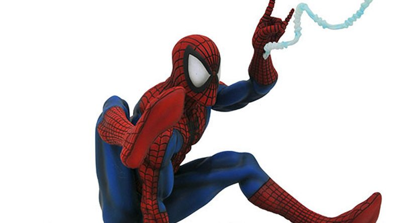 DST Marvel Gallery Spider-Man Banner