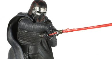 Premier Collection Kylo Ren Statue By Gentle Giant Pre-order