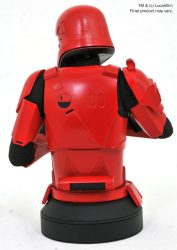 Gentle Giant Sith Trooper Back