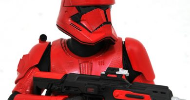 Gentle Giant Sith Trooper Bust Available