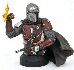 Gentle Giant The Mandalorian Bust Right