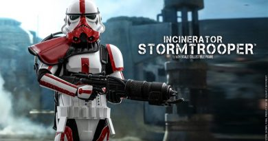 Incinerator Stormtrooper Officially Announced By Hot Toys