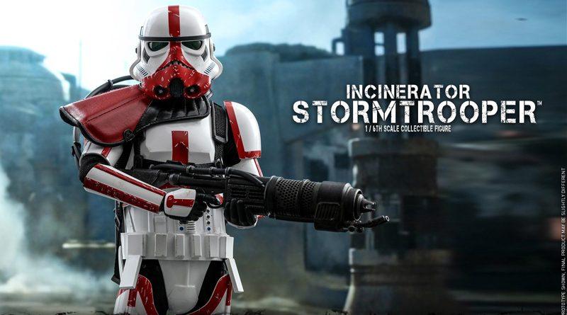 Hot Toys Incinerator Stormtrooper Banner