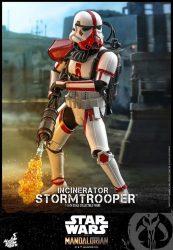 Hot Toys Incinerator Stormtrooper Flame