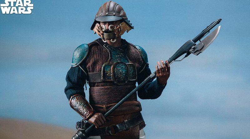 Sideshow Lando Calrissian Skiff Guard Banner