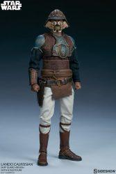 Sideshow Lando Calrissian Skiff Guard Helmet