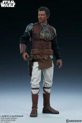 Sideshow Lando Calrissian Skiff Guard Portrait