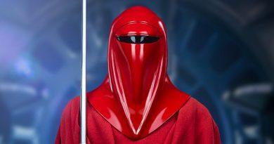 Sideshow Announces Premium Format Royal Guard