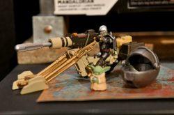 Hasbro Mission Fleet Mandalorian
