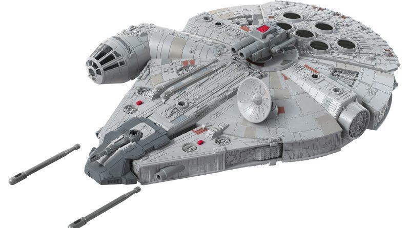 Hasbro Mission Fleet Millennium Falcon Banner