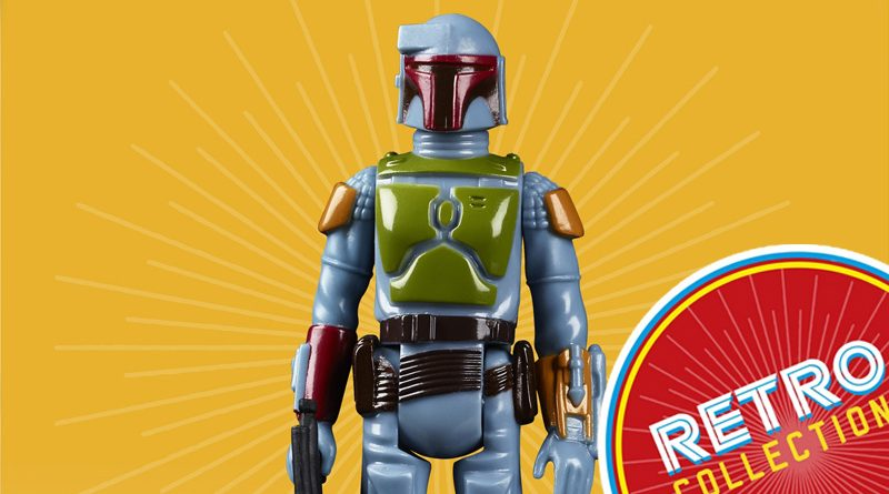 Hasbro Retro Collection Boba Fett Banner