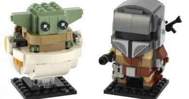 LEGO Reveals At Toy Fair