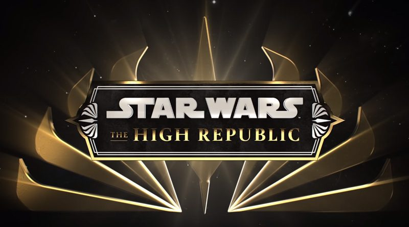 Star Wars The High Republic Banner