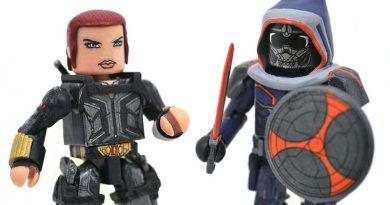 Black Widow Minimates Exclusives At Walgreens
