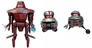 Black Hole And Rocketeer Select Figures And More By Diamond Select Now In Stores
