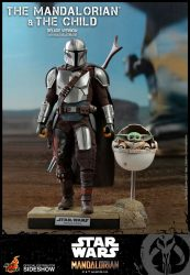 HT The Mandalorian And Child Deluxe