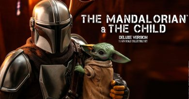 The Mandalorian And Child Hot Toys Figure Pre-Order Available