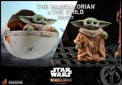 HT The Mandalorian Child Deluxe